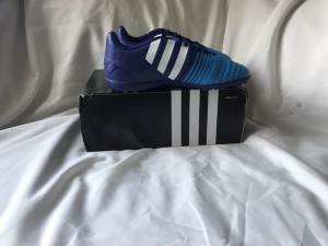 Adidas Nitrocharge (junior) Astroturf football trainers, more sizes available