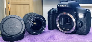 BRAND NEW CANON EOS 750D WITH LOTS OF EXTRA ACCESSORIES