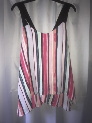 Patterned top-Size 10/12