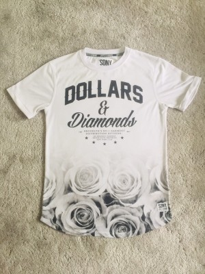 men's supply and demand T-shirt
