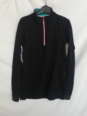 winter long sleeve top size 10/12