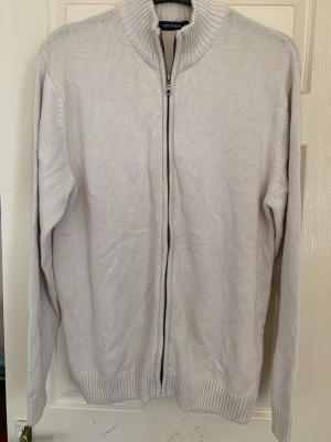 Men's cardigan size L