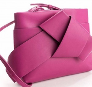 Stunning French Connection Front Bow Mini Cross body Bag