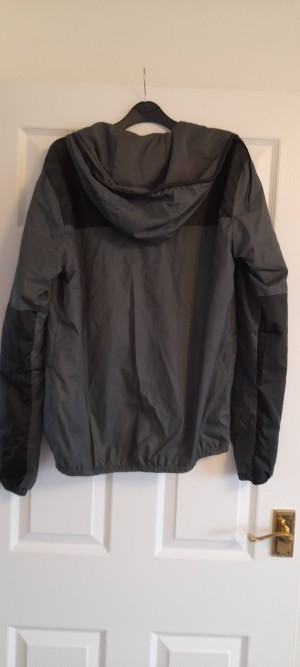 North Face Hooded Lightweight Jacket