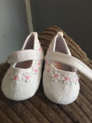 Baby girls shoes 0-3 years