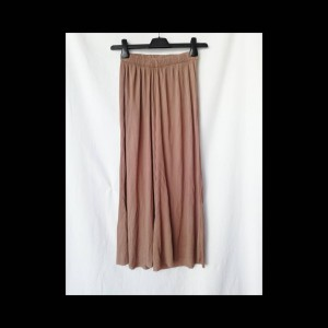 ASOS brown cullottes trousers size 4 petite