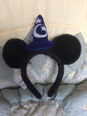 Magic Mickey Mouse Headband