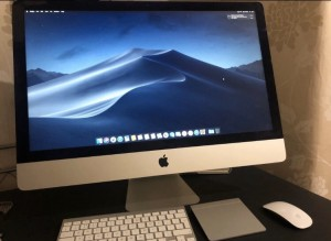 iMac 27 inch late 2013 slim design
