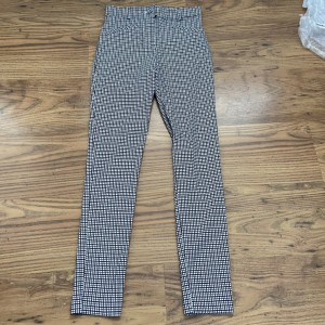 Primark size 8 checkered trousers