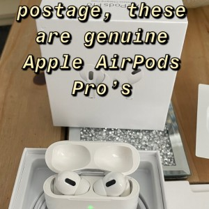 Apple AirPods Pro's