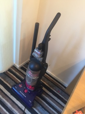 BAG LESS BISSELL power lift plus pet vacuum cleaner