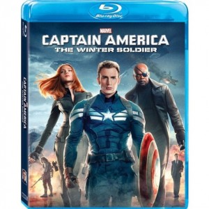 Captain America: The Winter Soldier Blu-ray DVD