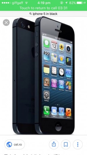 I want to sell my I phone 5 for an I phone 6 plus it was on scratch on the screen