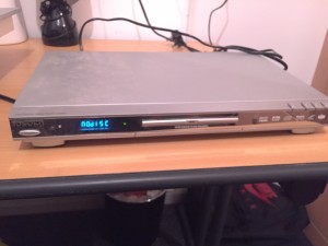 TOSUMI DVD PLAYER  with 6 Speakers BARGIN PRICE