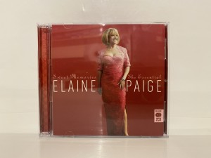 CD The Essential Elaine Paige Collection Album Sweet Memories Musical
