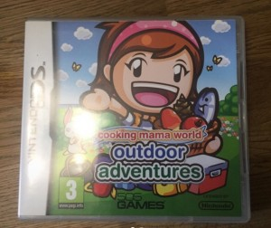 DS game,  Used a few times  Excellent condition  Comes with box
