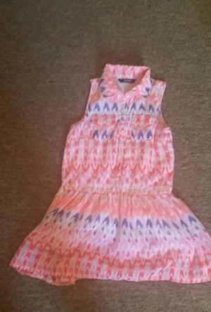 Girls  4-5 dress