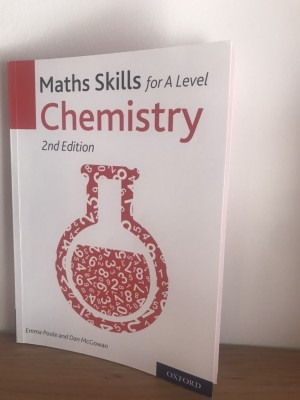 Maths skills for A level Chemistry 2nd Edition