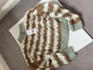 Zara cable knit sweater xl