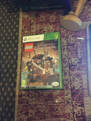 Lego pirates of the Caribbean for Xbox 360
