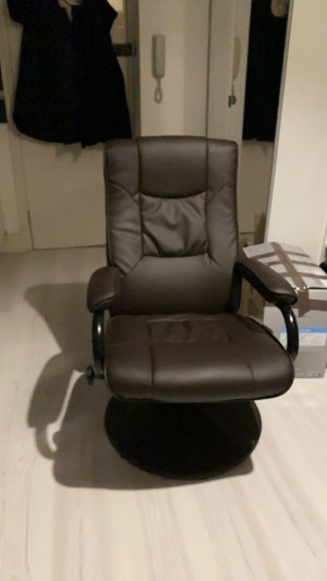 20% Discount - New Recliner Chair w Footrest