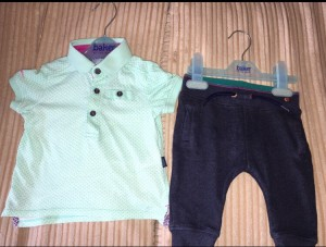 Ted baker outfit size 3/6 months