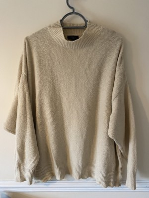 Missguided oversized jumper