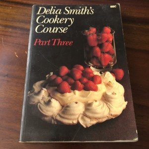 Delia Smith's Cookery Course Part 3 BBB Recipe Cook Book VGC