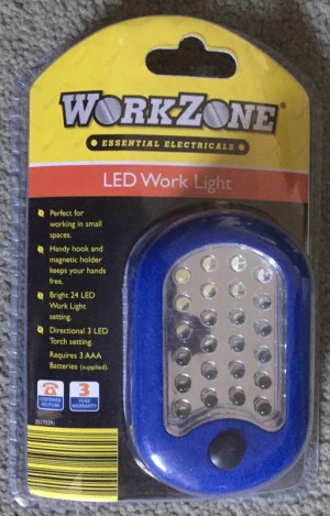 LED Work Light (Small)