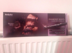 BaByliss Diamond Waves Hair Curler