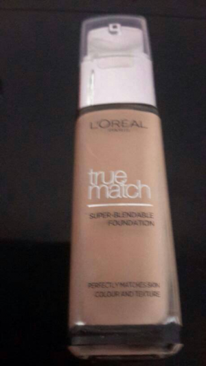 loreal true match foundation