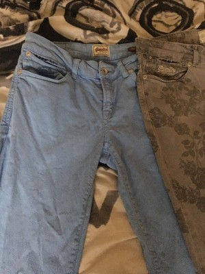 Superdry jeans size 10