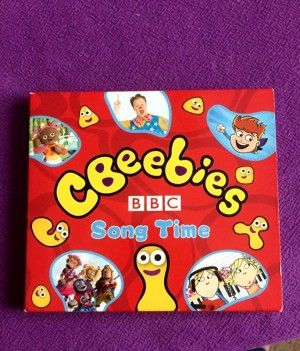 CBeebies cd