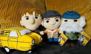 Only fools and horses plush