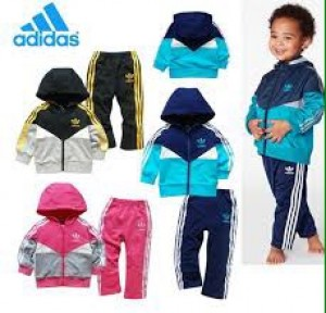Kids genuine Adidas tracksuits any size