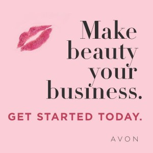 Want to become a Avon rep