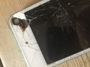 Ipod touch 5g broken screen open to offers