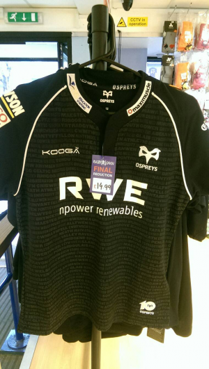 Ospreys Sale Clothing