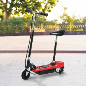 Kid's foldable e-scooter