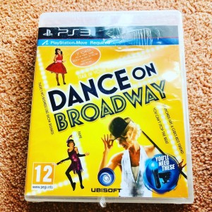 Dance On Broadway PS3 Brand New & Sealed Sony Playstation 3 Dancing Ga