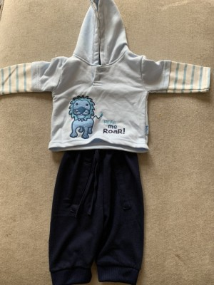 Boys Outfit 0-3 Months