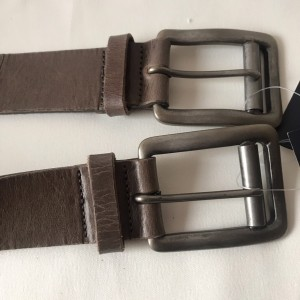 Stunning French Connection Genuine Leather Men's Belt