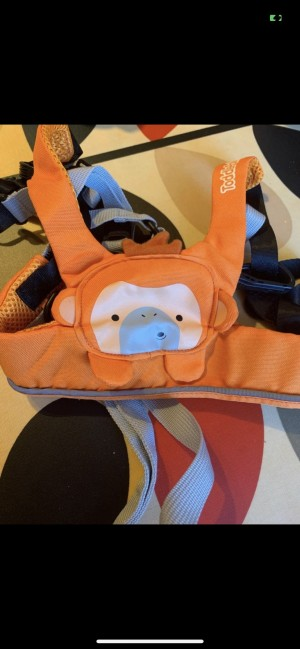 As new monkey reins from trunki