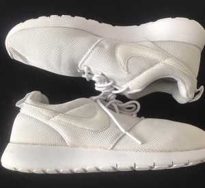 Gorgeous Nike White Trainers