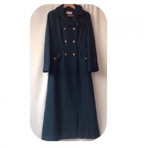 Stunning Trench Long Coat By Marks&Spencer