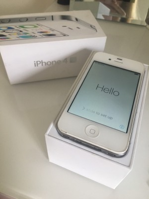 IPhone 4s- Tesco mobile