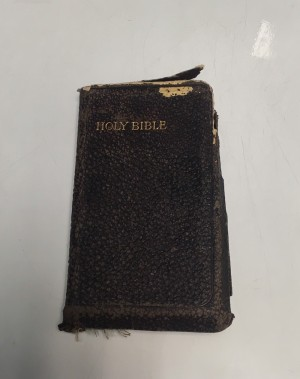 Early 1900s indexed bible