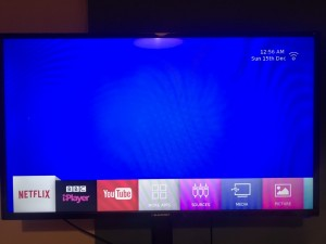 "BLAUPUNKT 40"" LED SMART TV"