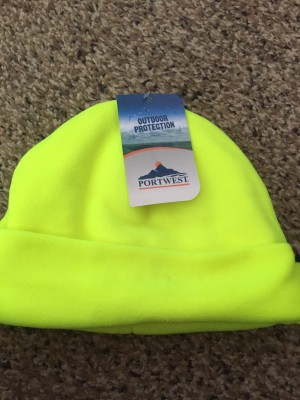 Outdoor protection hat