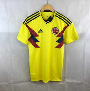 Colombia football jersey
